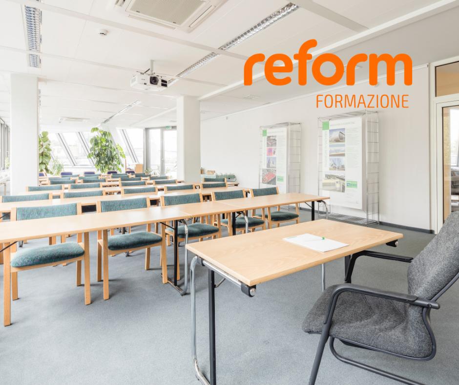 Reform corsi di formazione sicurezza sul lavoro
